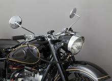 motorcykeltappning arkivfoto