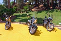 motorcyklar Royaltyfri Bild