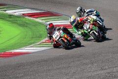 Motorcylce Ohvale racers Stock Image