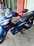 Motorcyle Arkivbild