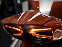 Motorcyle στοκ φωτογραφίες με δικαίωμα ελεύθερης χρήσης