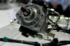 Motordel Arkivfoto