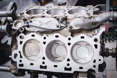 motore Immagine Stock Libera da Diritti
