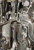 Motore 3 Fotografia Stock Libera da Diritti