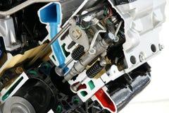 Motore Immagini Stock Libere da Diritti