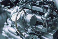Motore a combustione interna automobilistico immagini stock libere da diritti