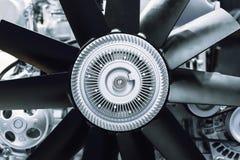 Motore a combustione interna automobilistico fotografia stock