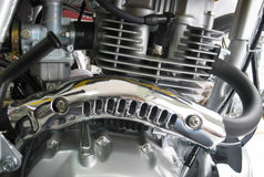 Motore del motore immagine stock
