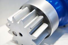 Motore del riduttore fotografie stock libere da diritti