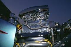 Motore del Rod della via Fotografia Stock