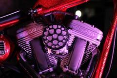 Motore del selettore rotante immagini stock