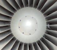 Motore dell'aeroplano Immagine Stock
