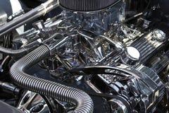 Motore dell'annata Fotografie Stock