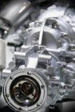 Motore dell'automobile sportiva Fotografia Stock Libera da Diritti