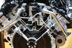 Motore dell'ibrido di tecnologia Immagini Stock Libere da Diritti