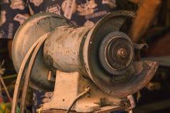 Motore della macina per lavoro segreto, fotografia stock libera da diritti