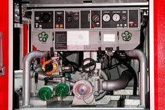 Motore della pompa Immagini Stock Libere da Diritti