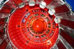 Motore di aerei del turboreattore dell'ugello, Žukovskij fotografia stock