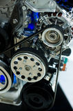 Motore di automobile Fotografia Stock