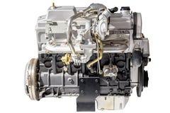 Motore di automobile Immagini Stock Libere da Diritti