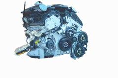 Motore di automobile Fotografie Stock