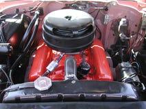 Motore di automobile classico Immagini Stock Libere da Diritti