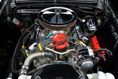 Motore di automobile personalizzato Fotografie Stock Libere da Diritti