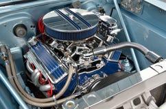 Motore di automobile su misura Fotografie Stock Libere da Diritti