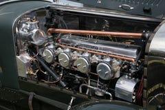 Motore di Bentley immagini stock