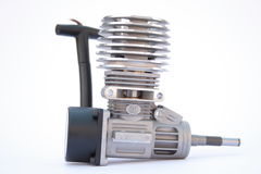 Motore di RC Fotografie Stock Libere da Diritti