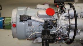 Motore di Rolls Royce Avon Immagini Stock