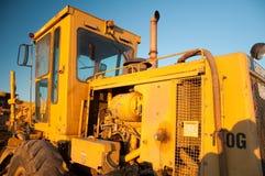 Motore di trattore Fotografia Stock