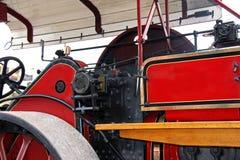 Motore di trazione. Fotografia Stock
