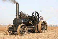 Motore di trazione del vapore Immagine Stock Libera da Diritti