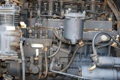 Motore diesel Immagini Stock Libere da Diritti