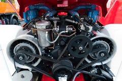 Motore diesel Fotografie Stock