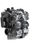 Motore diesel immagine stock
