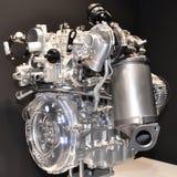 Motore diesel di Noname Fotografia Stock