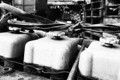 Motore in disuso Fotografie Stock
