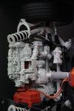 Motore eccellente di funzionamento di Ferrari Fotografia Stock Libera da Diritti