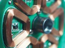 Motore elettrico fotografia stock libera da diritti