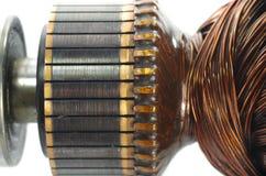 Motore elettrico fotografie stock libere da diritti