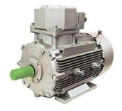 Motore elettrico potente fotografie stock