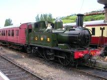 Motore ferroviario Fotografia Stock