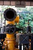 Motore a macchina dell'annata Fotografie Stock Libere da Diritti