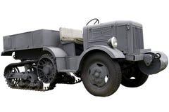 Motore primo semicingolato militare Fotografia Stock Libera da Diritti
