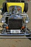 Motore ristabilito di Ford Hot Rod fotografia stock libera da diritti