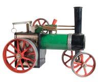 Motore a vapore del giocattolo Immagini Stock