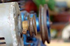 motore vecchio Fotografie Stock