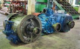 Motoren Royalty-vrije Stock Foto